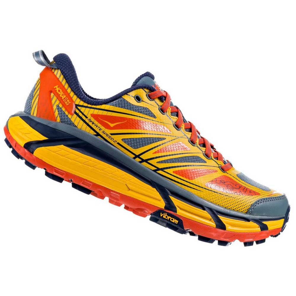 Trail running Hoka-one-one Mafate Speed 2