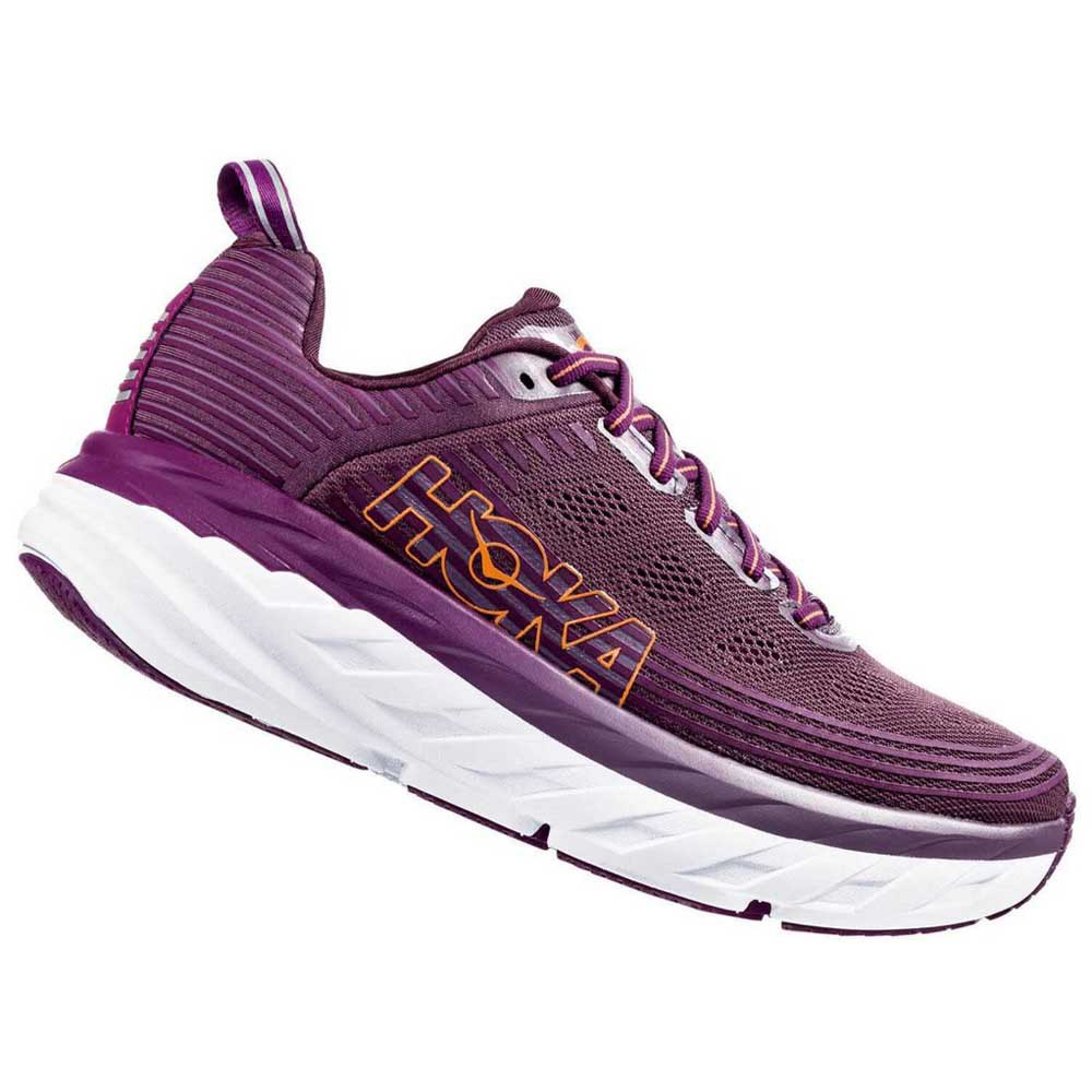 Running Hoka-one-one Bondi 6