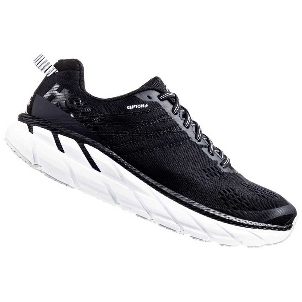 Running Hoka-one-one Clifton 6