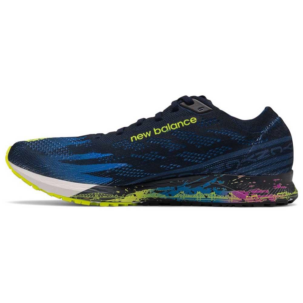 New balance Chaussures Running 1500 V6 New York City Marathon Bleu ...