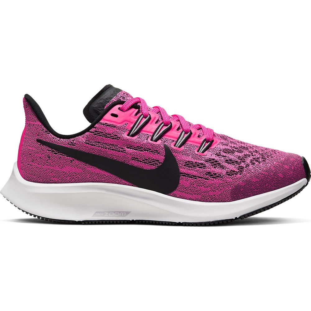 cuenta Vinagre asiático  Nike Air Zoom Pegasus 36 GS Pink buy and offers on Runnerinn
