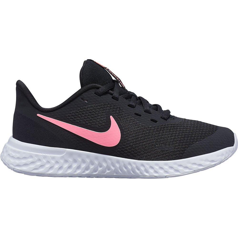 Nike Revolution 4 GS Rosa comprar y ofertas en Runnerinn