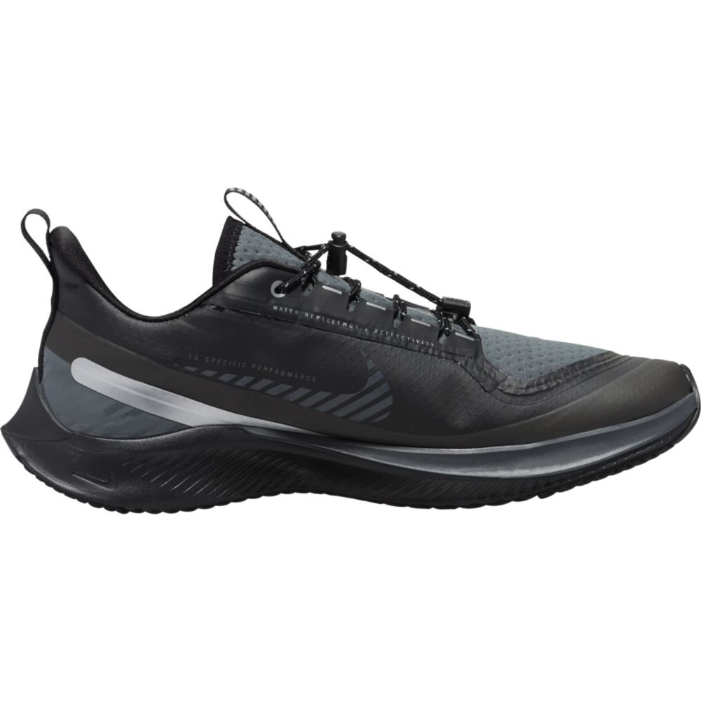 Canberra once Casa de la carretera  Nike Future Speed 2 Shield GS Black buy and offers on Runnerinn