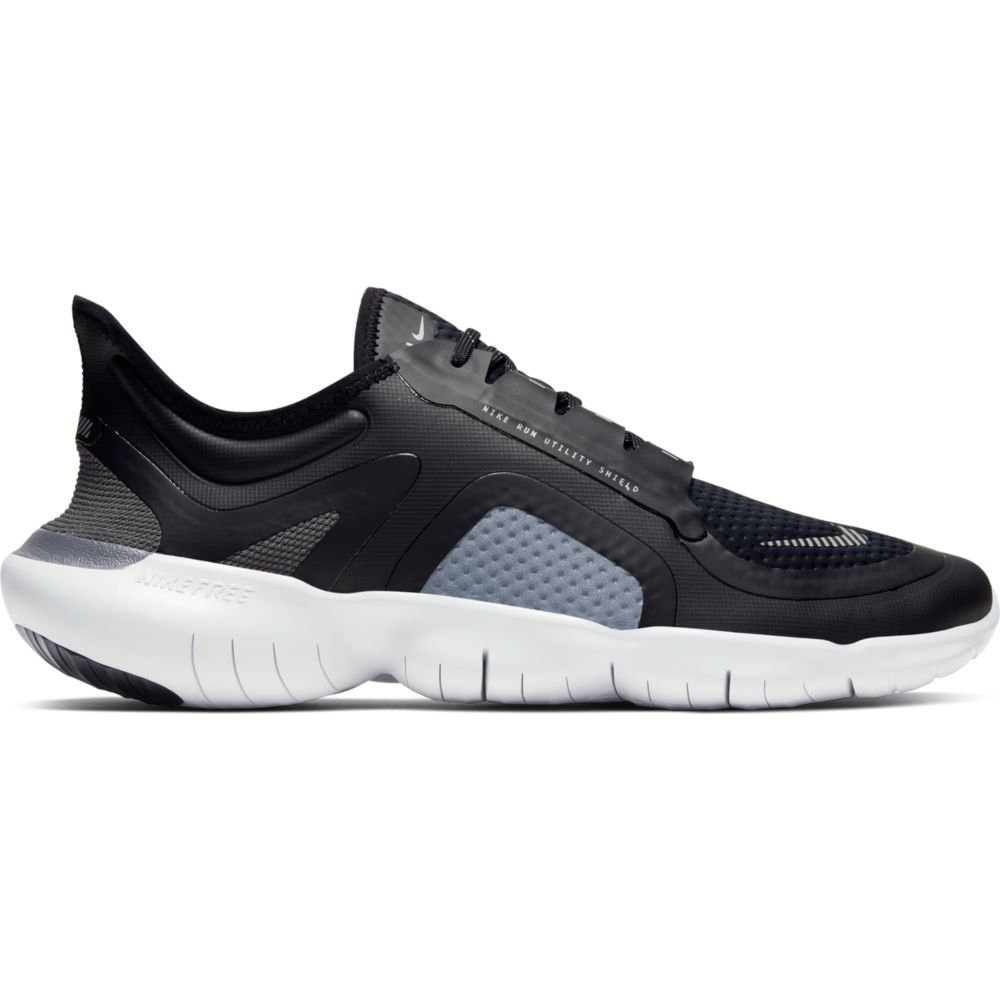 Nike Free Rn 5.0 Shield EU 46 Black / Silver / Cool Grey