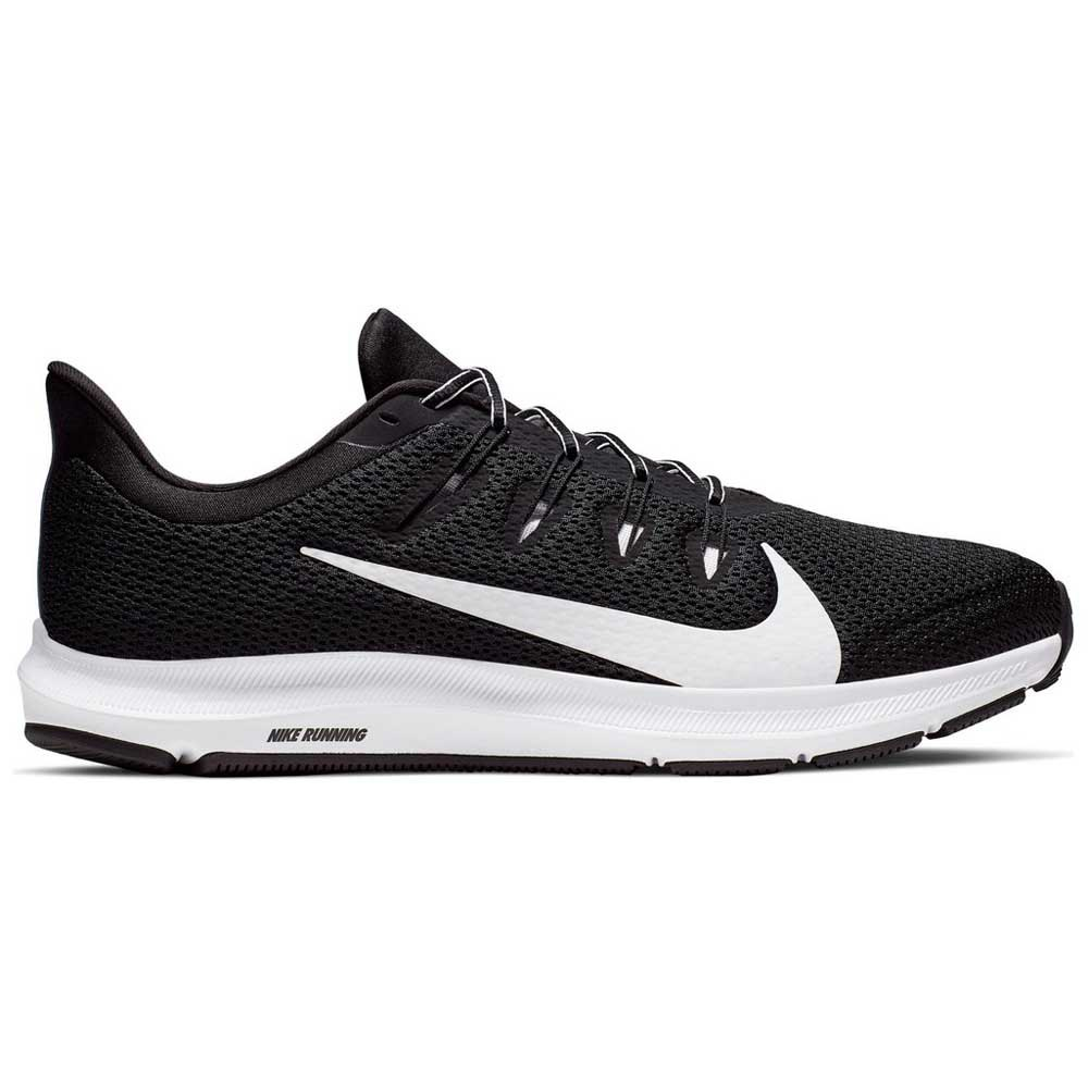 Scarpe running Nike Quest 2 EU 44 Black / White