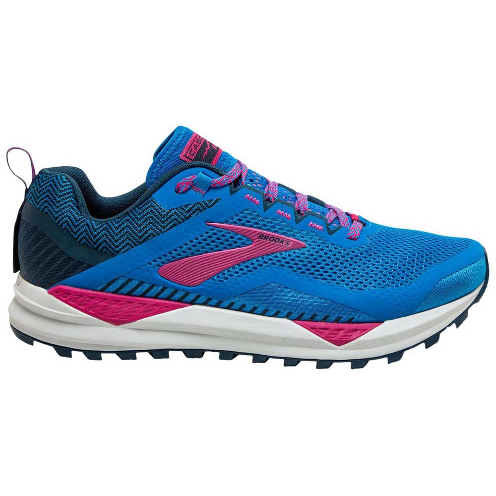 Brooks Cascadia 14 EU 38 Blue Aster / Beetroot / Grey