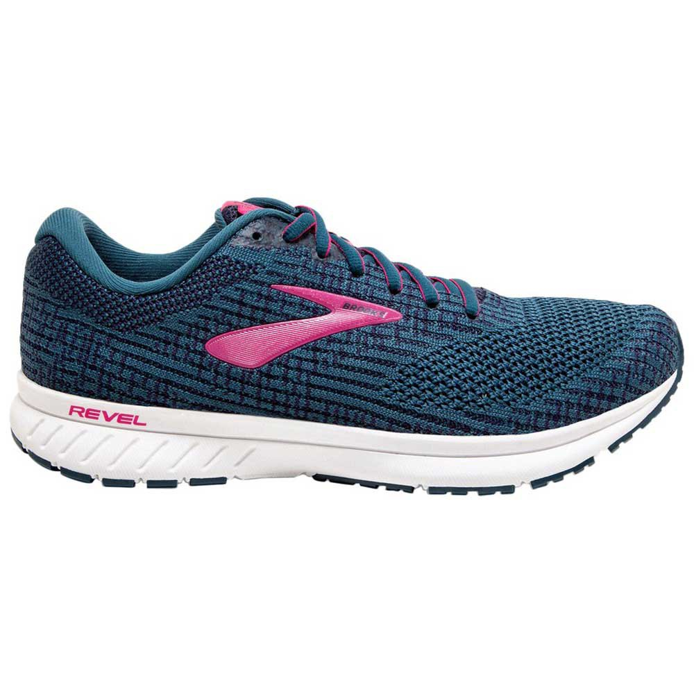 Zapatillas running Brooks Revel 3 EU 36 1/2 Blue / Navy / Beetroot