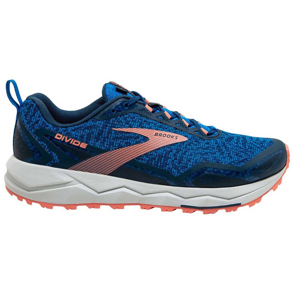 Brooks Divide EU 37 1/2 Blue / Desert Flower / Grey