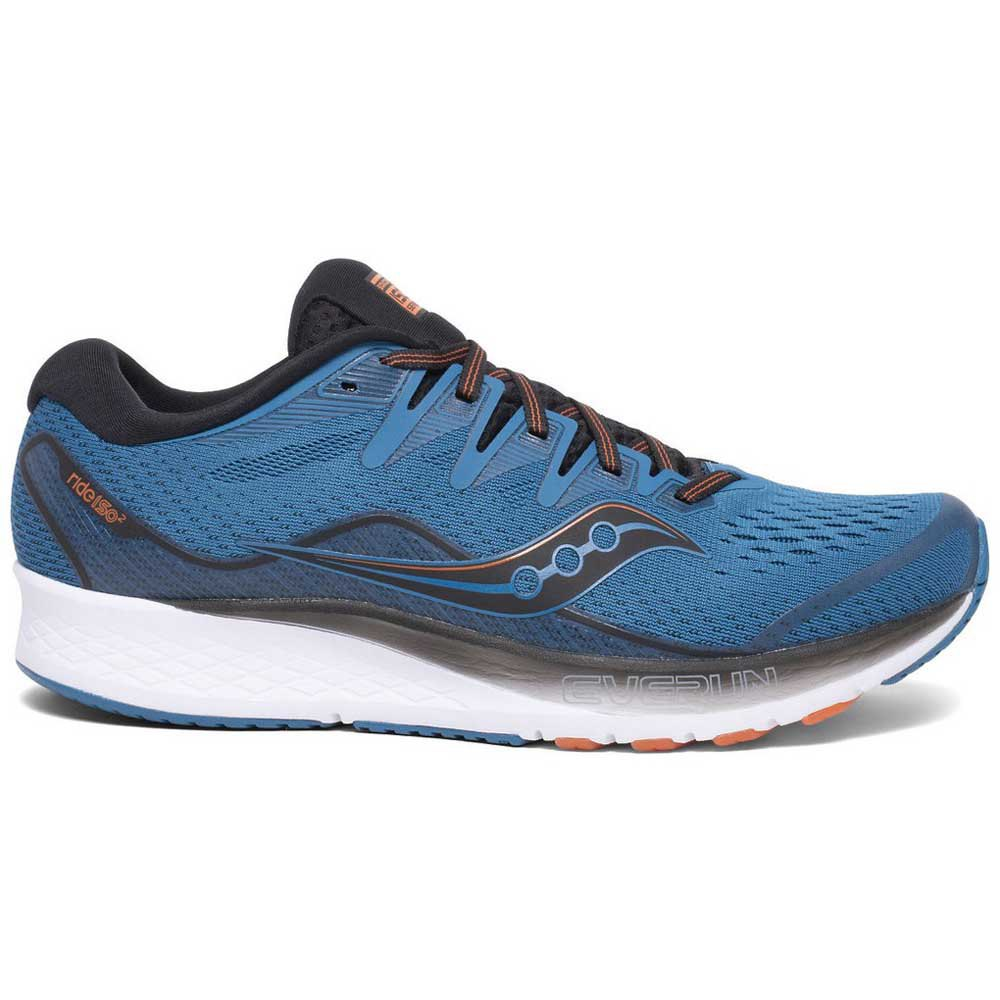 Saucony Ride ISO 2 Blue buy and offers