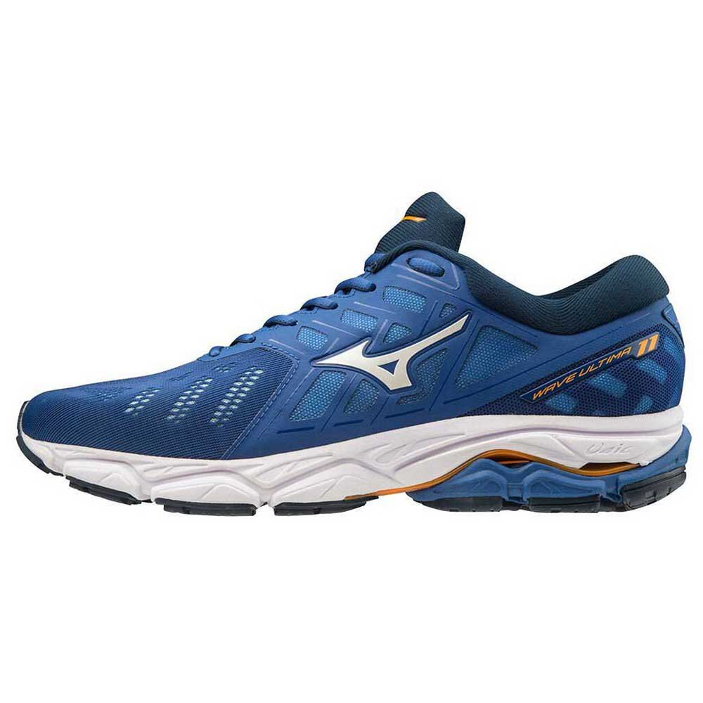Mizuno Wave Ultima 11 EU 42 True Blue / White / Dress Blues