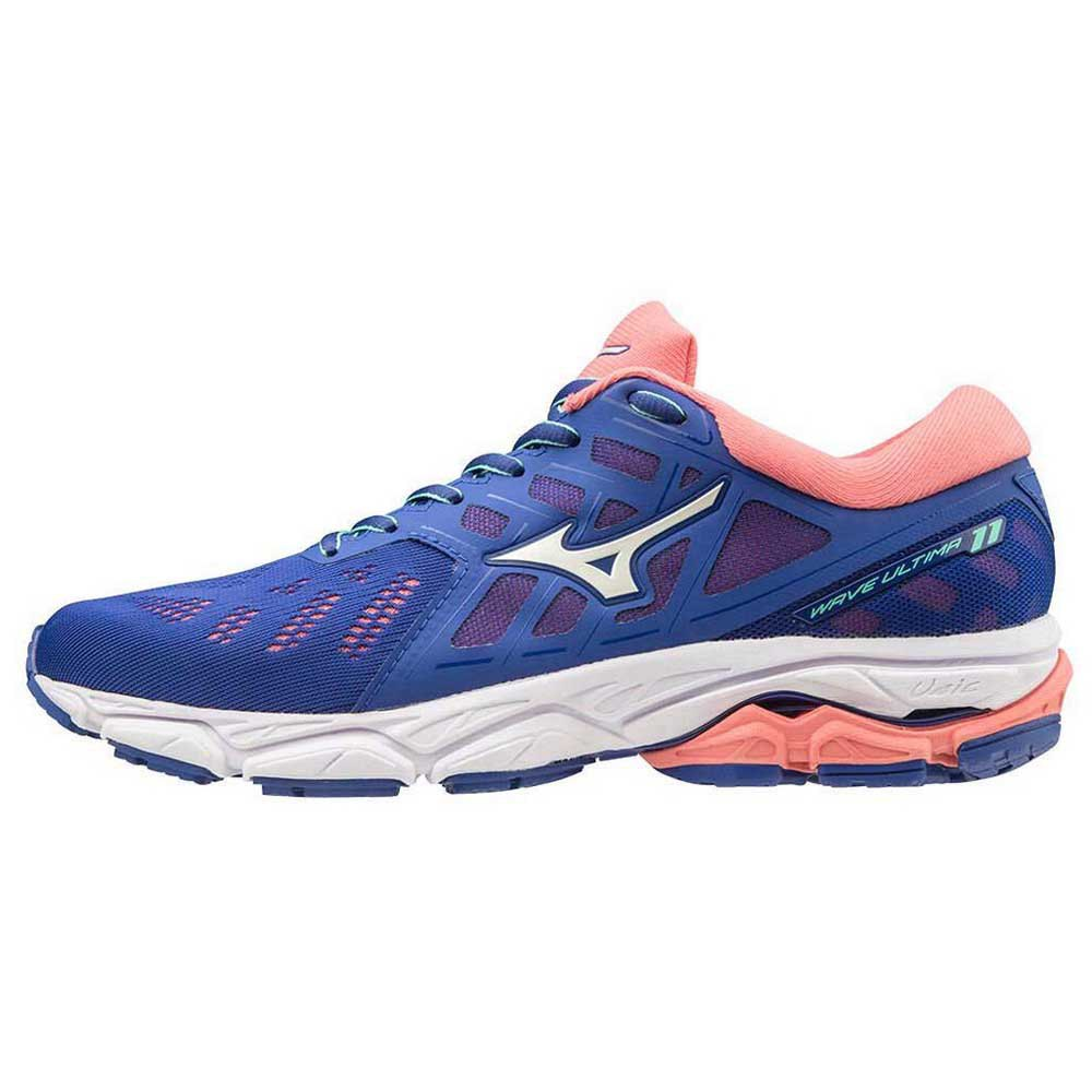 Mizuno Wave Ultima 11 EU 38 Surft Web / White / Sugar Coral
