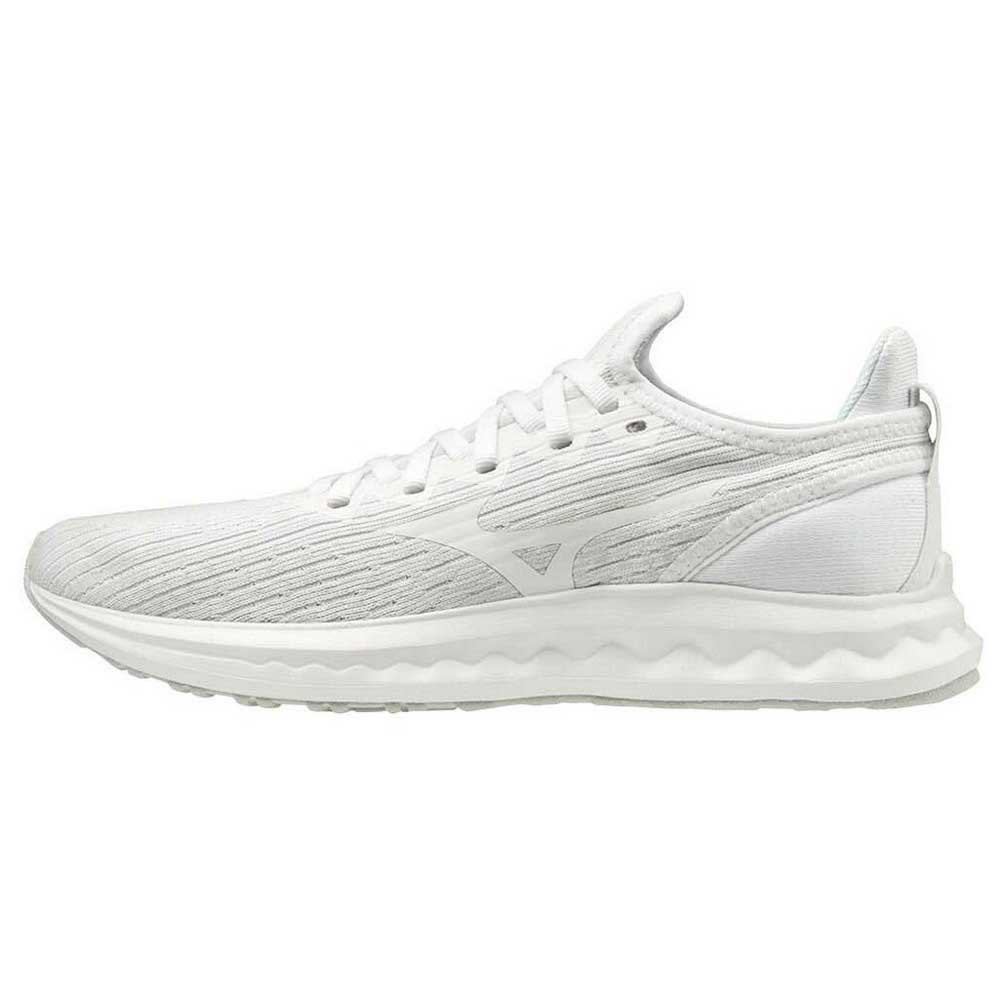Zapatillas running Mizuno Wave Polaris Sp 2 EU 37 White / White
