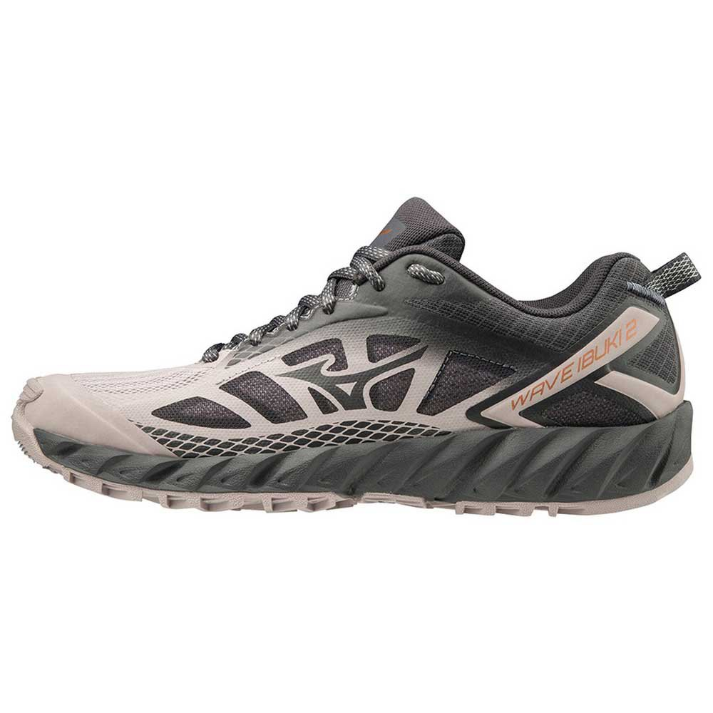 Mizuno Wave Ibuki 2 EU 38 1/2 Cloud Gray / Periscope / 10135 C