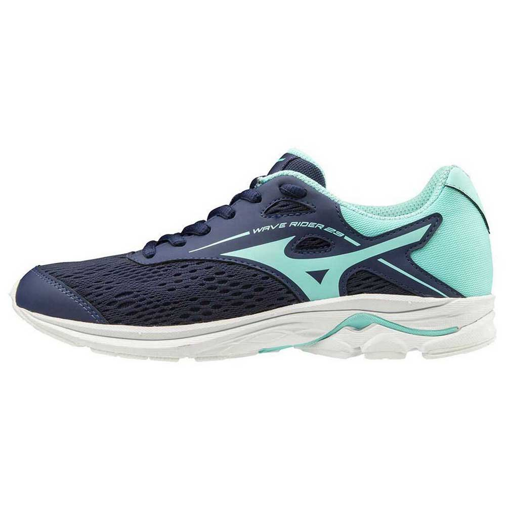 mizuno wave rider junior review