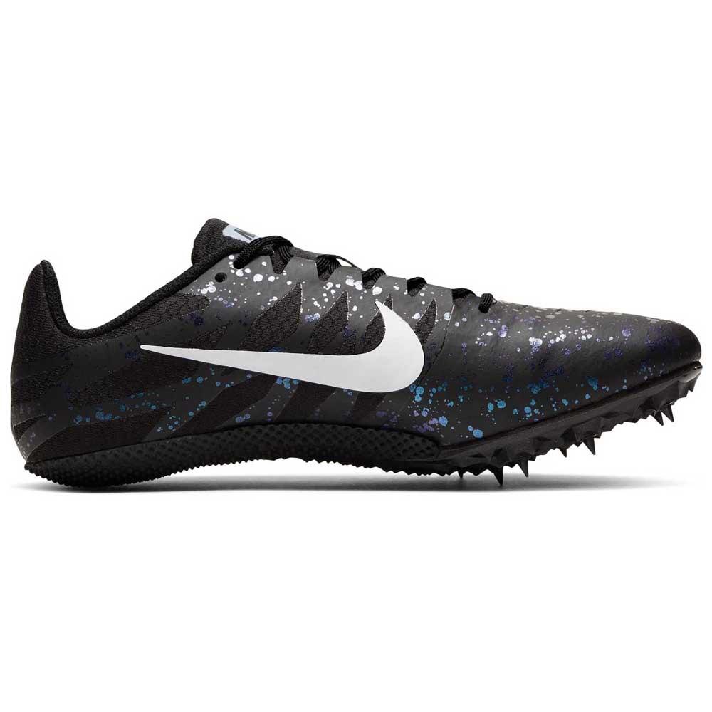 Adiós el plastico Mandíbula de la muerte  Nike Zoom Rival S 9 Black buy and offers on Runnerinn