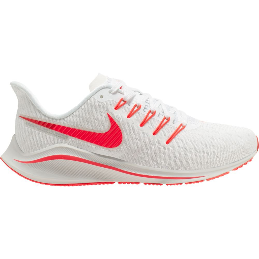 Nike Air Zoom Vomero 14 EU 41 White / Laser Crimson / Track Red