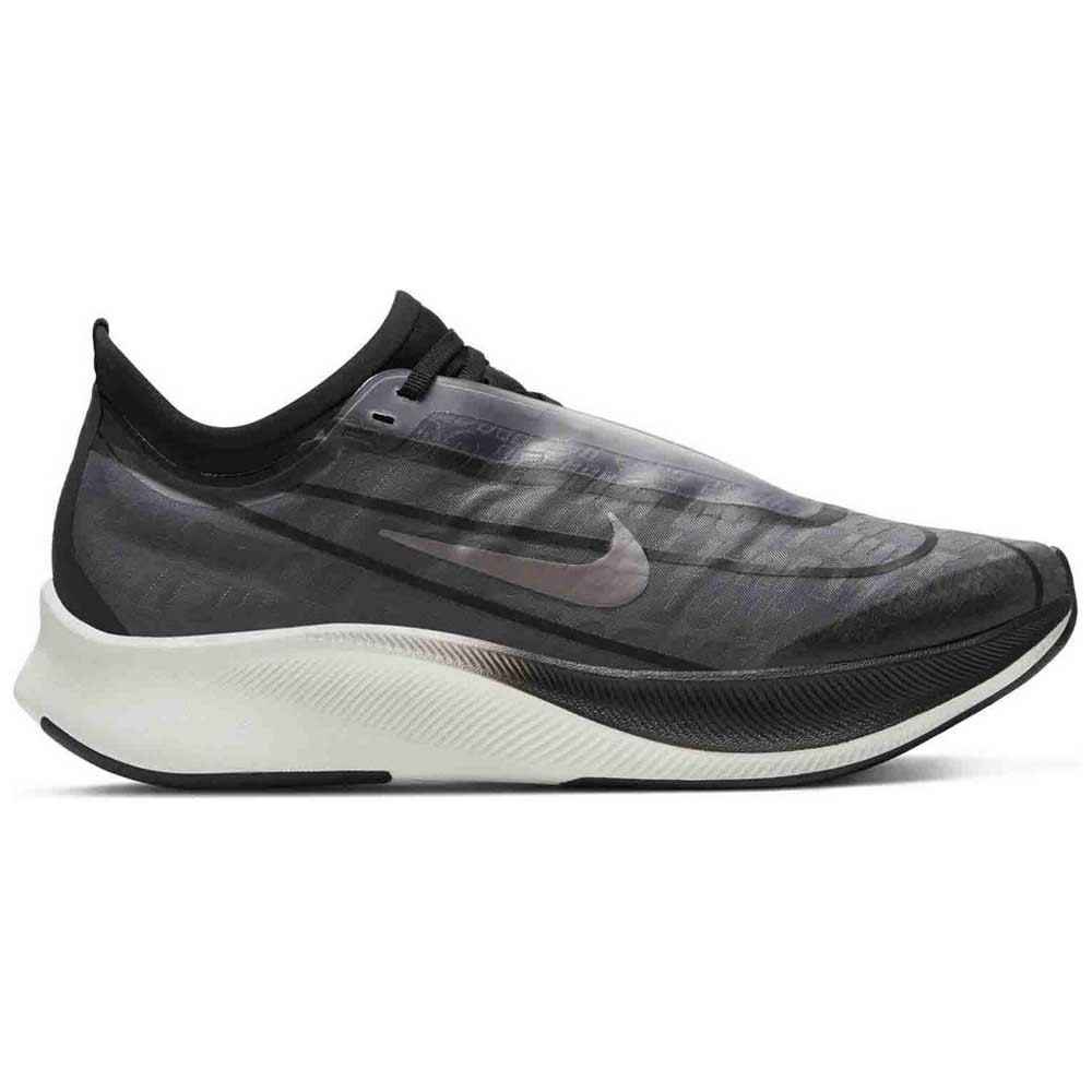 Nike Zoom Fly 3 EU 42 Dark Smoke Grey / Metallic Pewter / Black