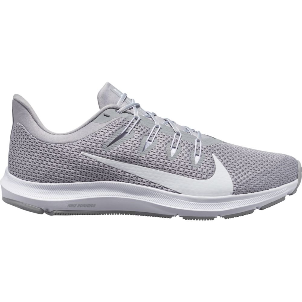 Scarpe running Nike Quest 2 EU 44 Wolf Grey / White