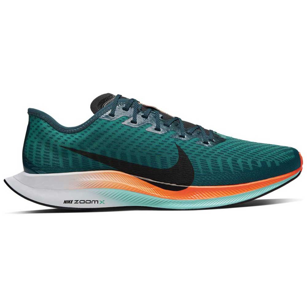 Nike Zoom Pegasus Turbo 2 Hakone EU 40 Neptune Green / Black / Midnight  Turquoise