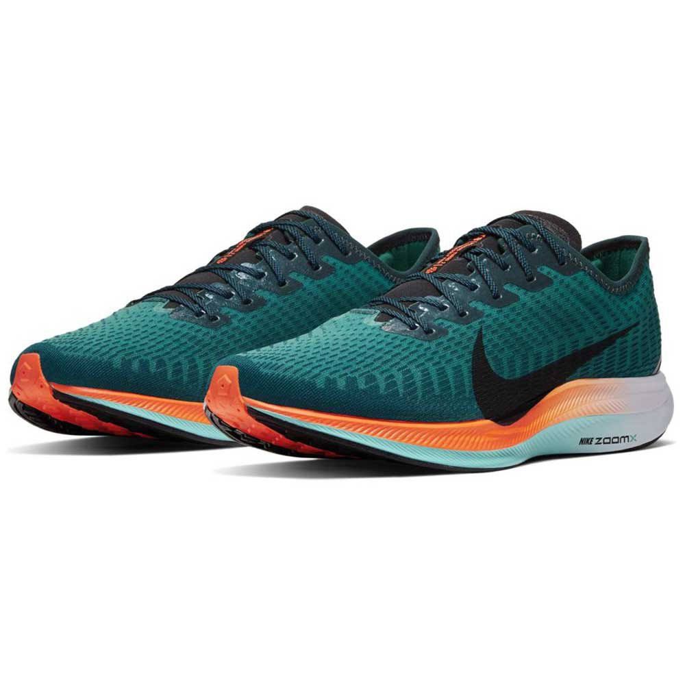 Nike Zoom Pegasus Turbo 2 Hakone Running Shoes Green, Runnerinn