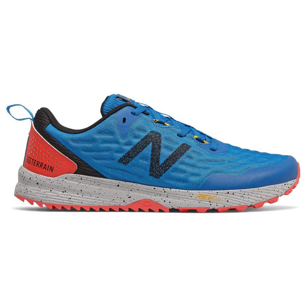 Zapatillas trail running New-balance Nitrel V3 Confort EU 40 Blue