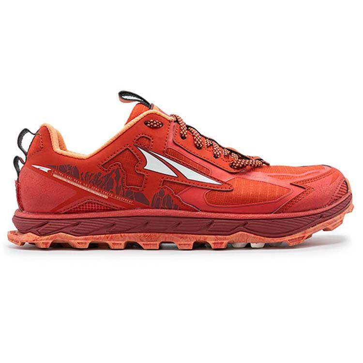 Altra Lone Peak 4.5 Red buy and offers
