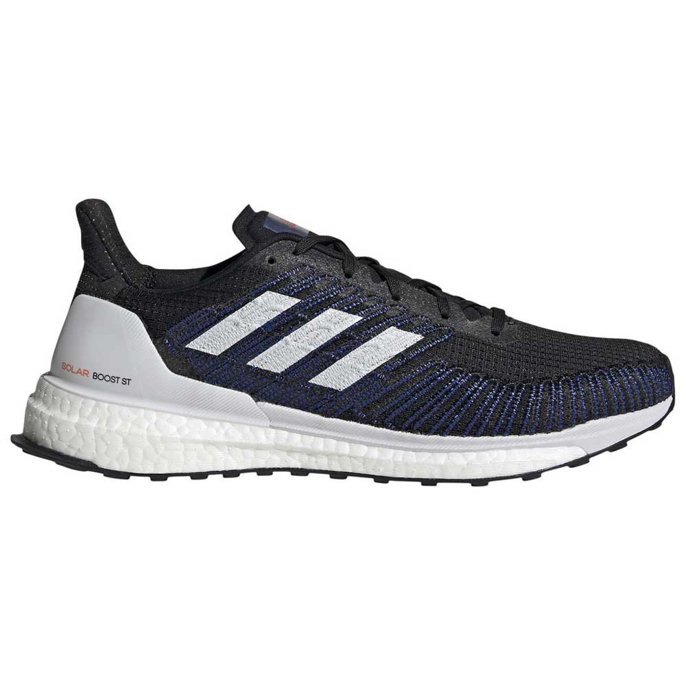 Adidas Solar Boost St EU 45 1/3 Core Black / Dash Grey / Solar Red