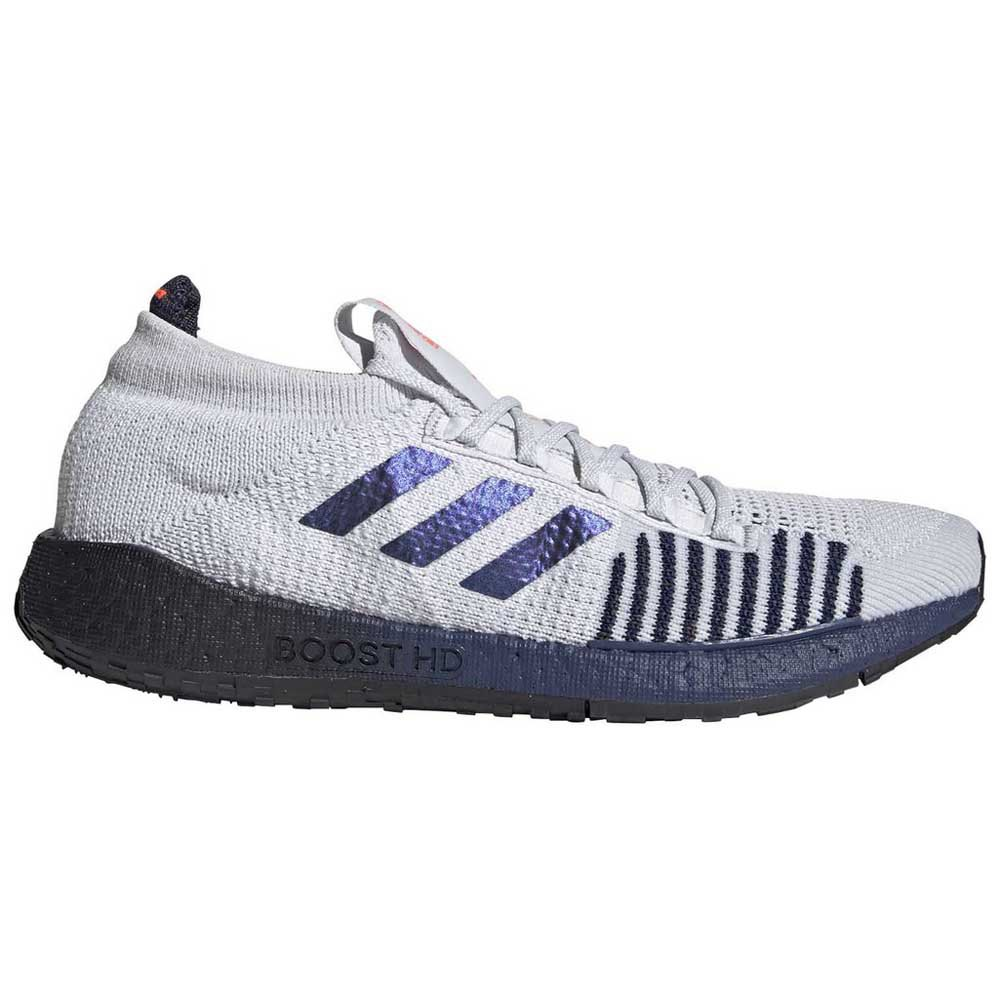 Adidas Pulseboost Hd EU 41 1/3 Dash Grey / Boost Blue Violet Metal / Tech Indigo