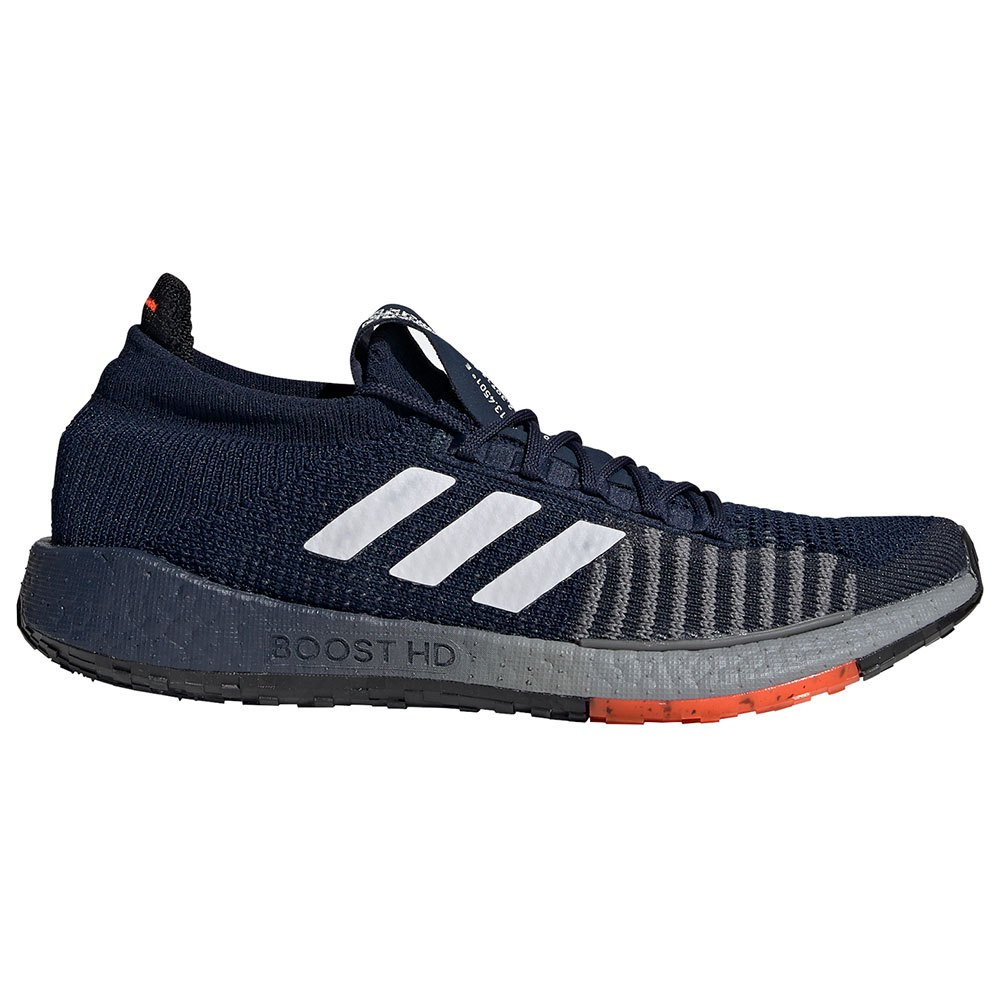 Adidas Pulseboost Hd EU 46 Collegiate Navy / Footwear White / Solar Red