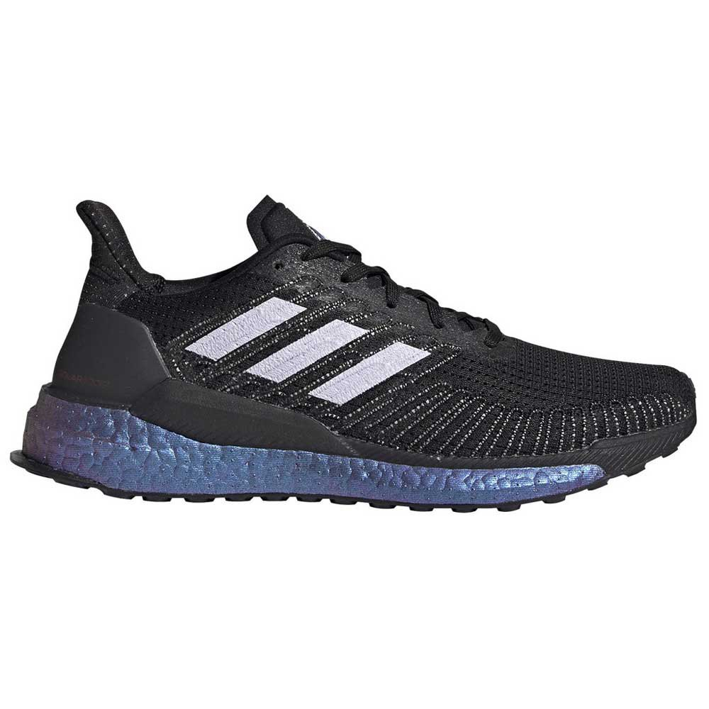 Zapatillas running Adidas Solar Boost EU 40 2/3 Core Black / Solar Red