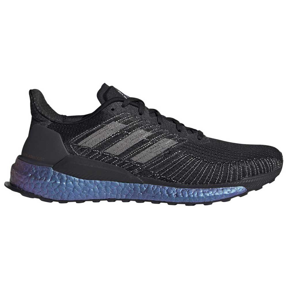Zapatillas running Adidas Solar Boost EU 44 2/3 Core Black / Solar Red