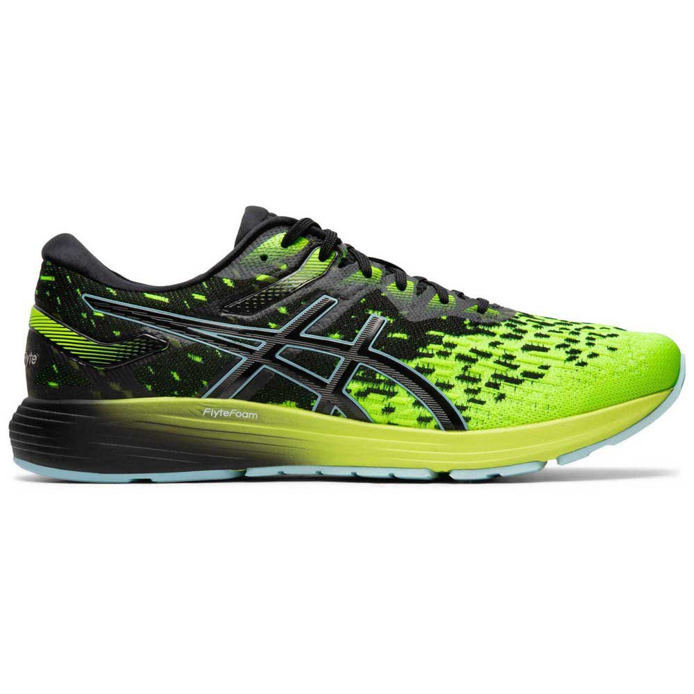 Zapatillas running Asics Dynaflyte 4 EU 44 Black / Safety Yellow