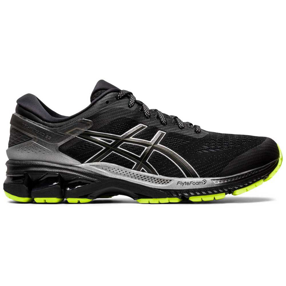 Zapatillas running Asics Gel Kayano 26 Lite Show EU 44 Black / Black