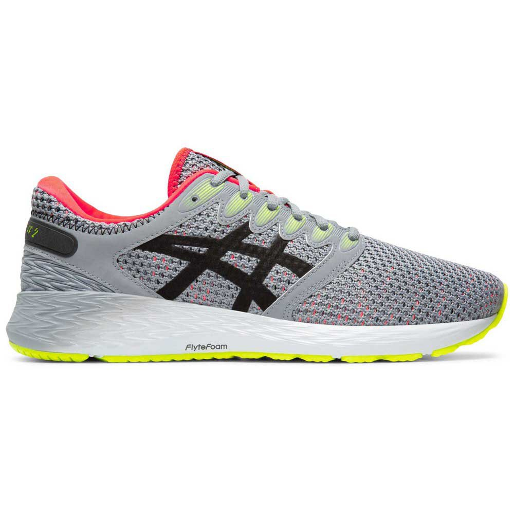 telar cerca Descriptivo  Asics Roadhawk FF 2 MX Grey buy and offers on Runnerinn