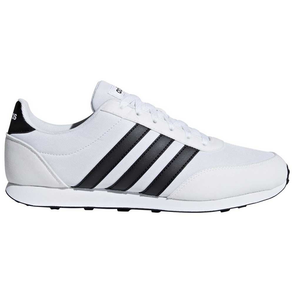 estar Fuerza motriz dulce  adidas V Racer 2.0 White buy and offers on Runnerinn