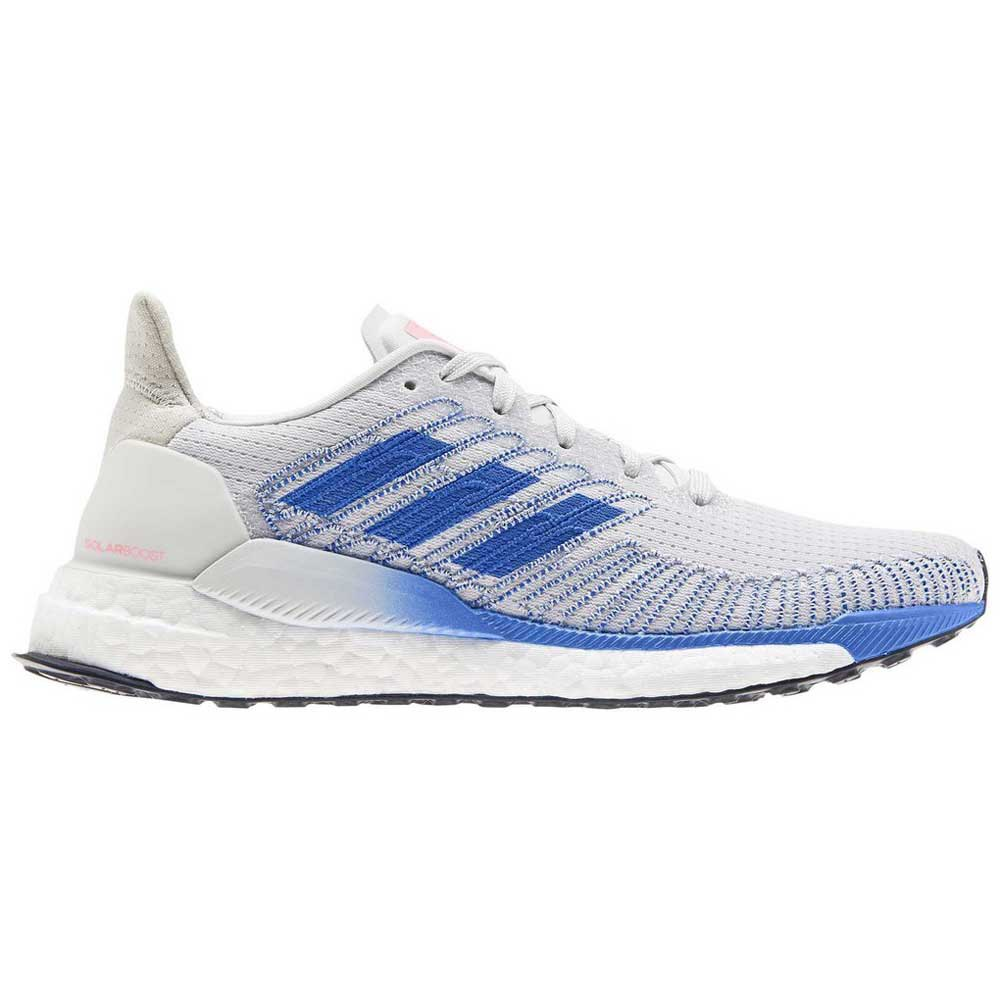 Adidas Solar Boost EU 36 Grey One / Glory Blue / Light Flash Red