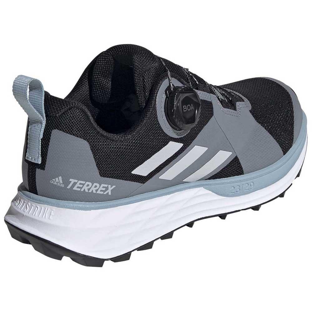 adidas Terrex Two Boa グレー, Runnerinn