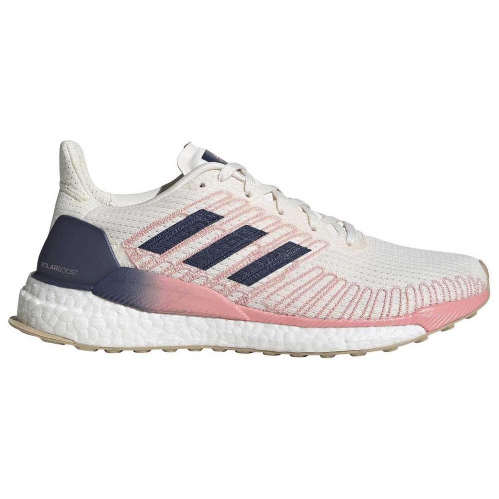 Adidas Solar Boost EU 39 1/3 Core White / Tech Indigo / Glory Pink