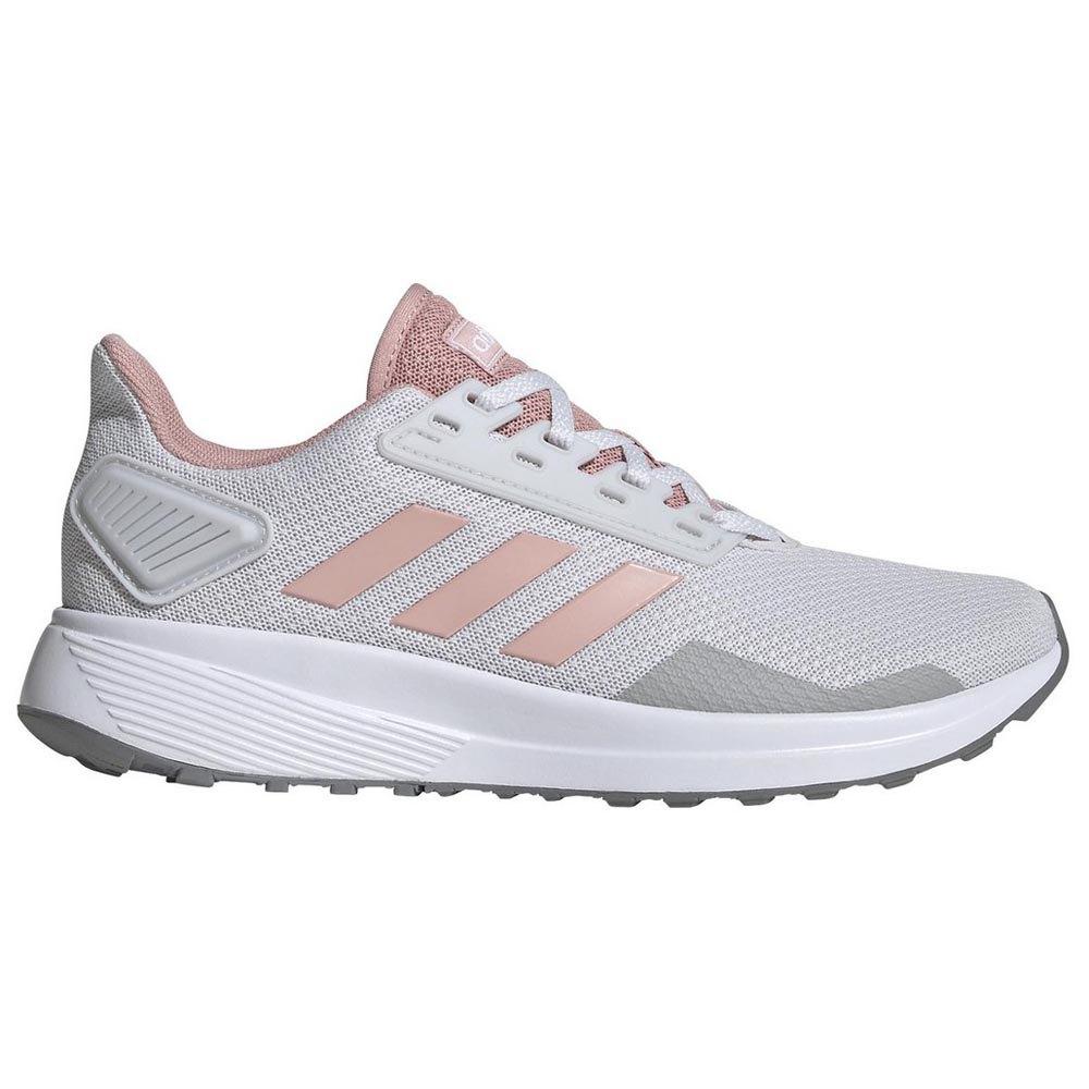 Adidas Duramo 9 EU 40 23 Dash Grey Pink Spirit Footwear White
