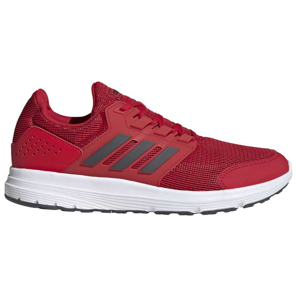 Adidas Galaxy 4 EU 42 Scarlet / Grey Six / Footwear White