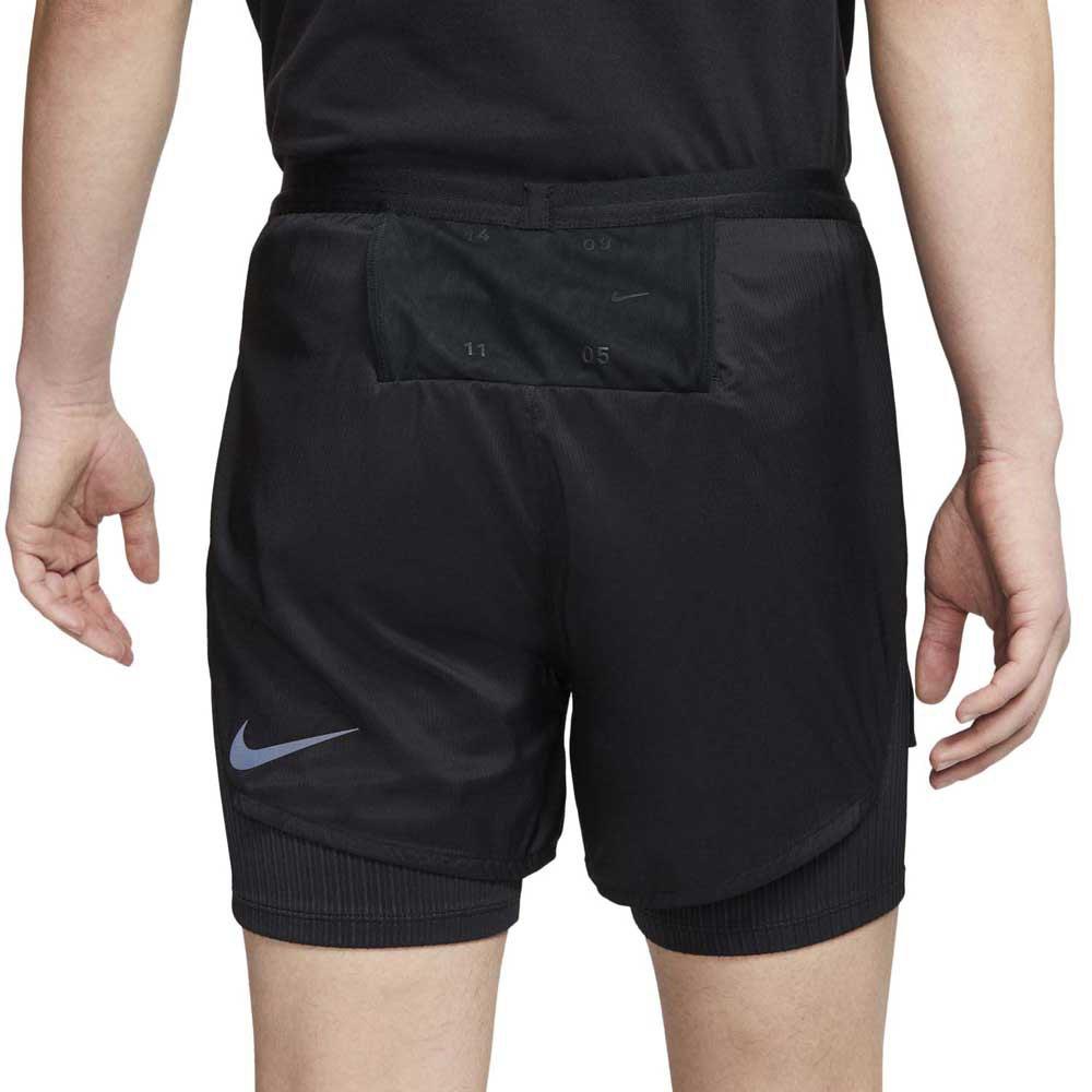 Nike Tech Pack Hybrid 2 In 1 Holoknit Noir, Runnerinn