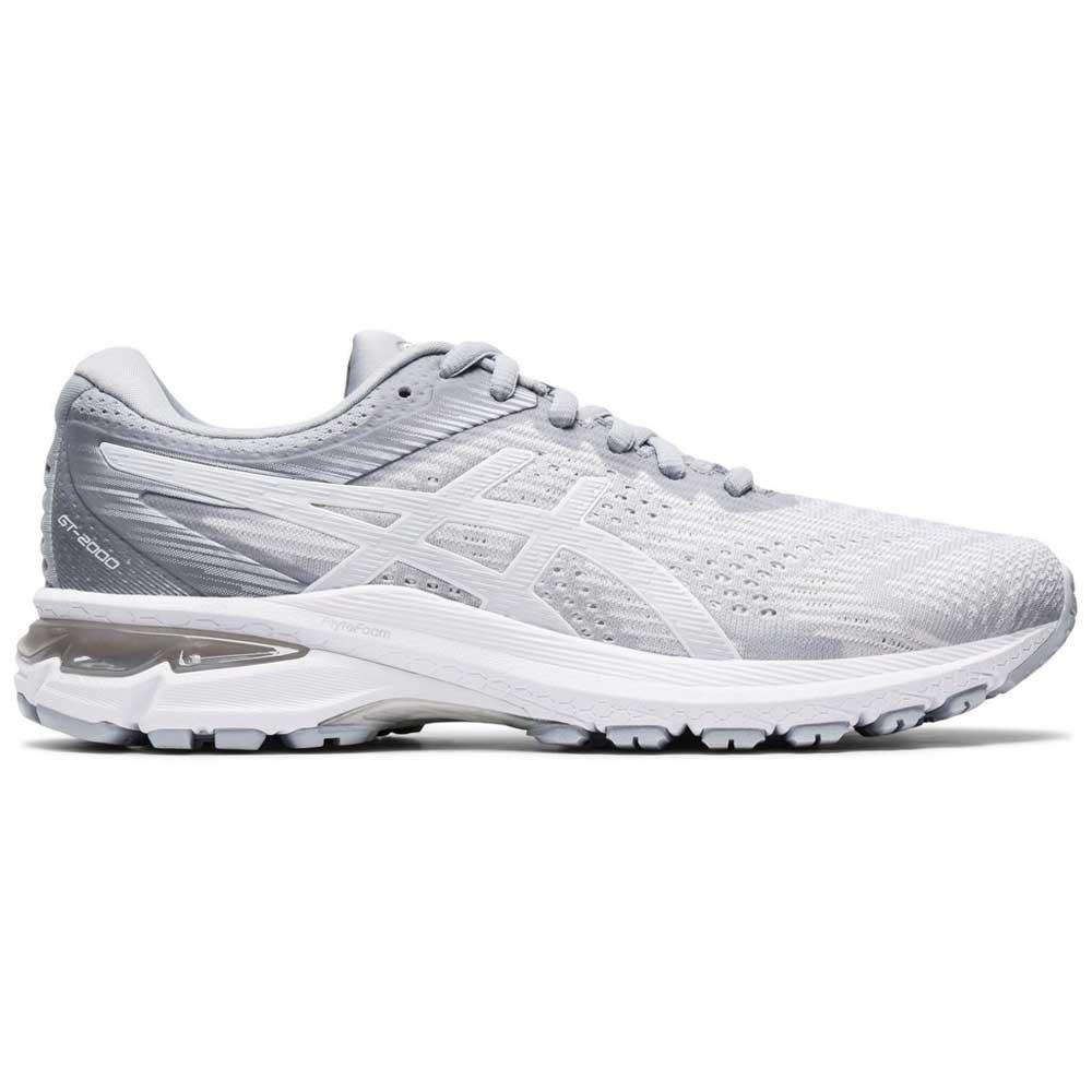 Zapatillas running Asics Gt 2000 8 EU 42 1/2 Piedmont Grey / White