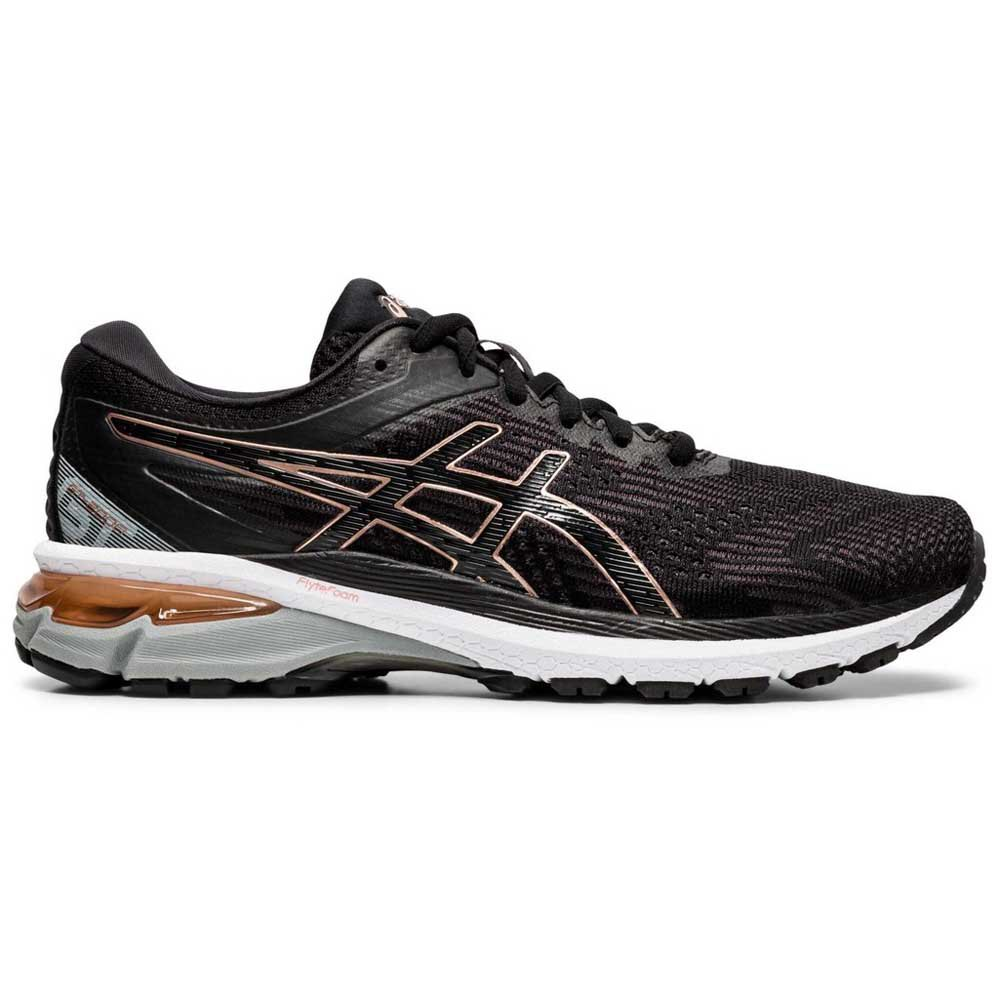 Zapatillas running Asics Gt 2000 8 EU 42 1/2 Black / Rose Gold