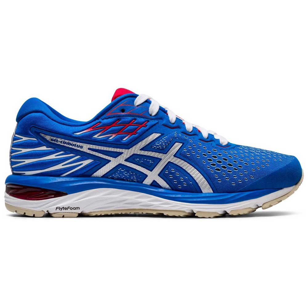 Zapatillas running Asics Gel Cumulus 21 EU 42 Electric Blue / White