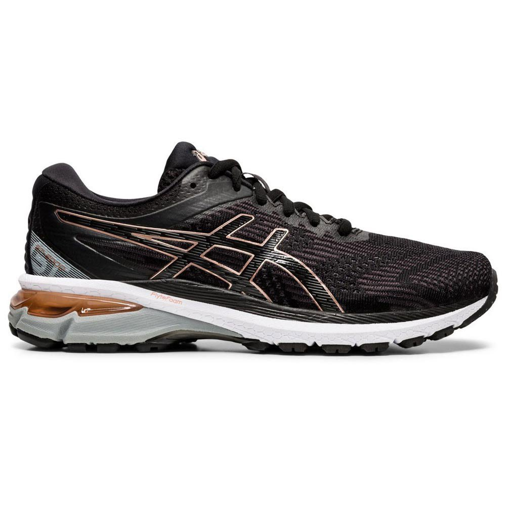 Zapatillas running Asics Gt 2000 8 EU 42 Black / Rose Gold