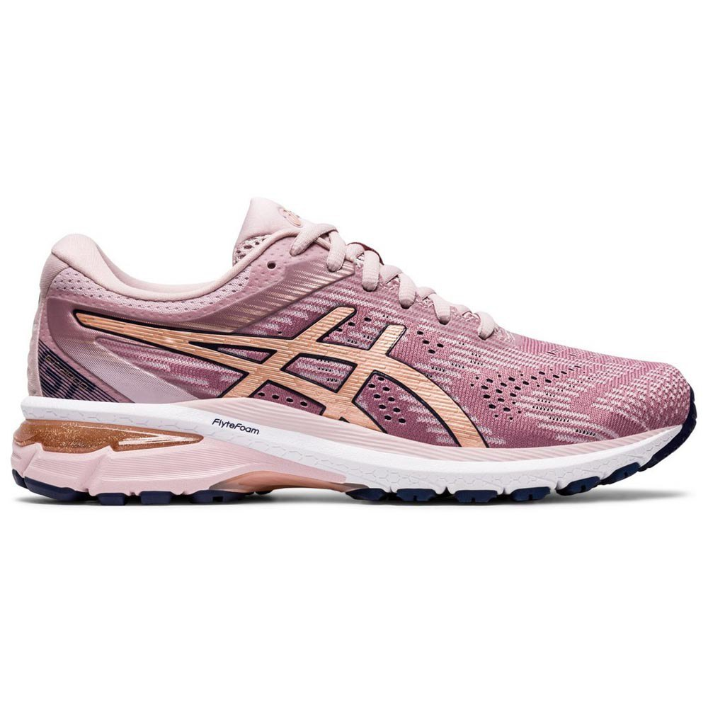 Asics Gt 2000 8 EU 43 1/2 Watershed Rose / Rose Gold