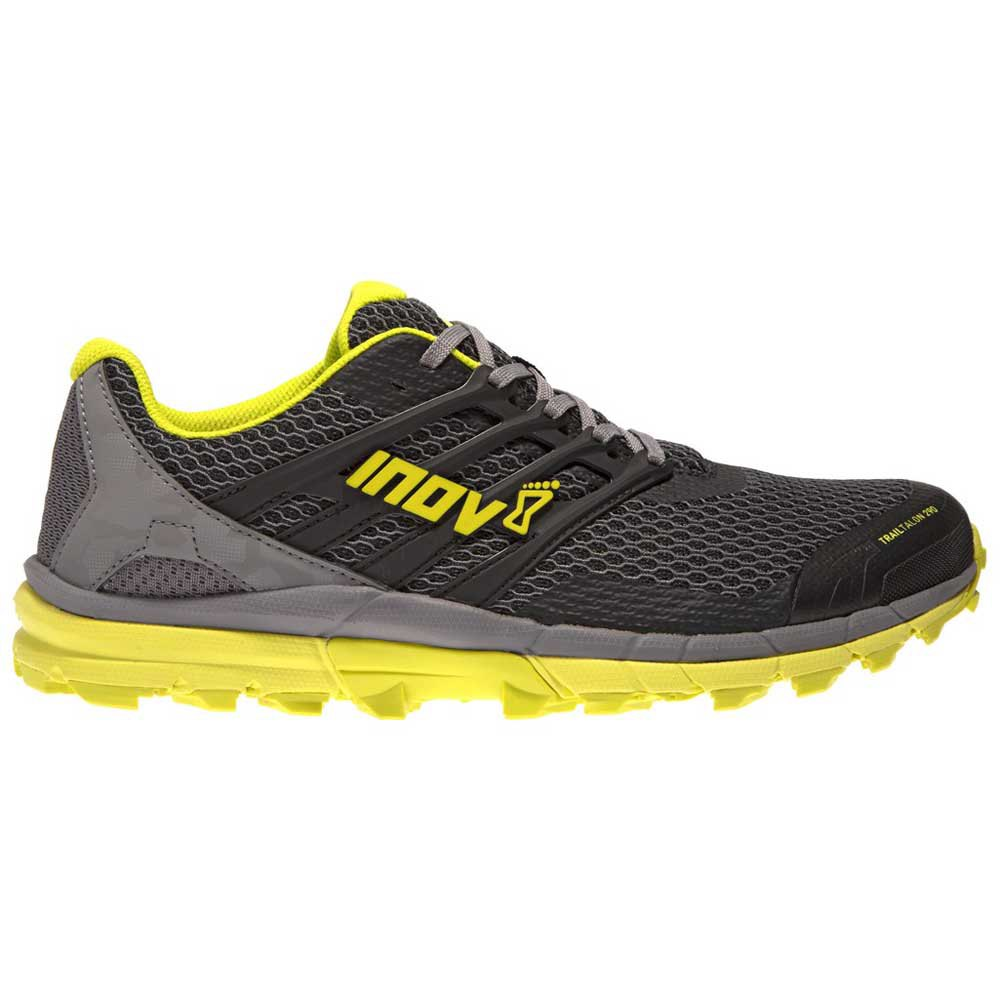 Inov8 Trailtalon 290 Wide EU 44 Black / Grey / Yellow