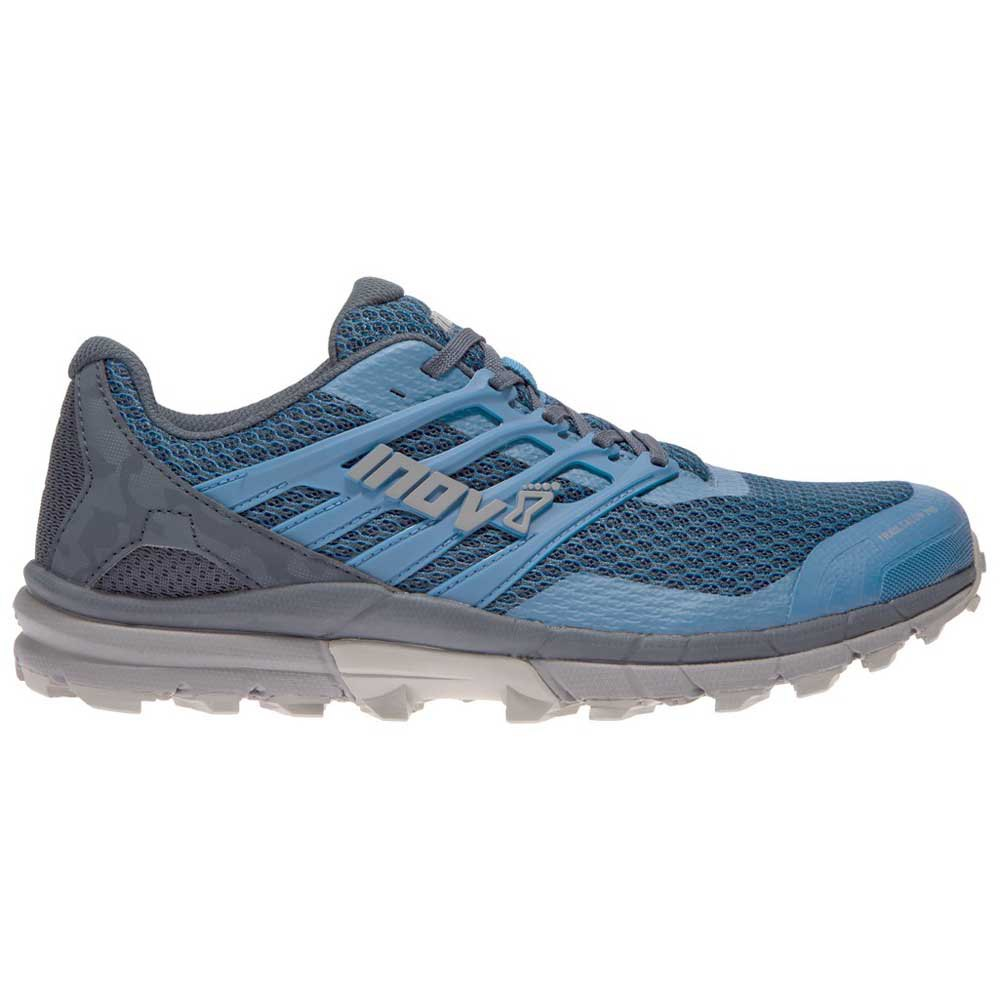 Zapatillas trail running Inov8 Trailtalon 290 Wide EU 45 Blue / Grey