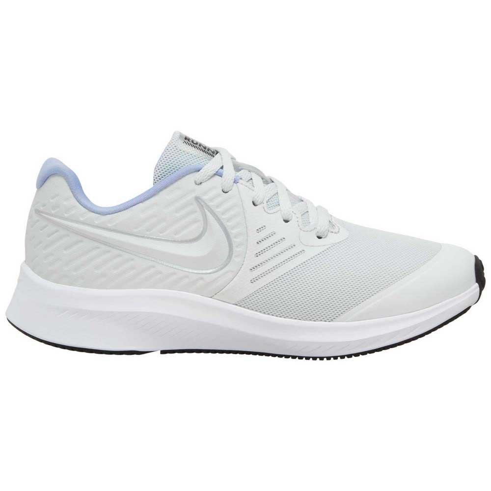 Nike Star Runner 2 GS Белая, Runnerinn
