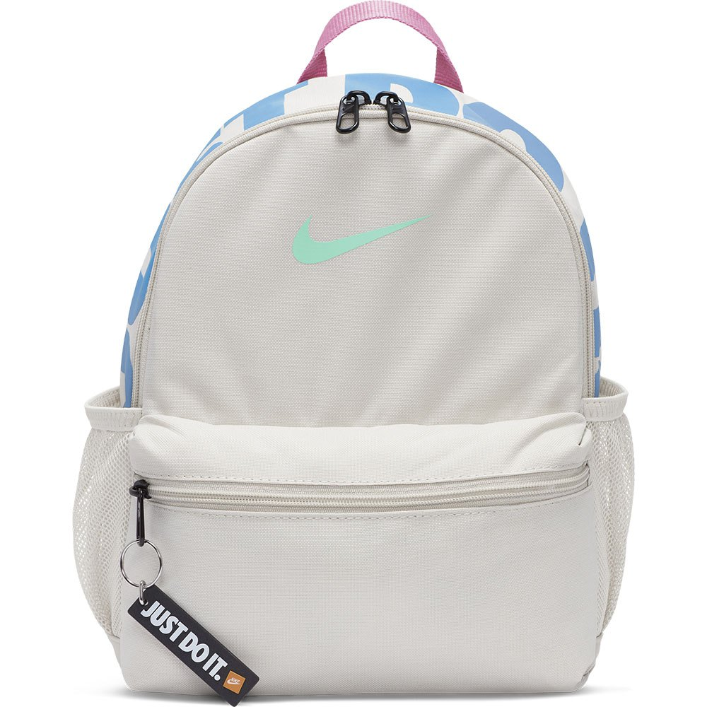 Transitorio Cría celestial  Nike Brasilia Just Do It Mini White buy and offers on Runnerinn